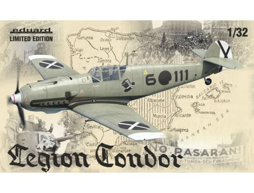 Eduard Legion Condor Limited Edition 1:32 (11105)