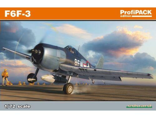 Eduard F6F-3 Profipack 1:72 (7074)