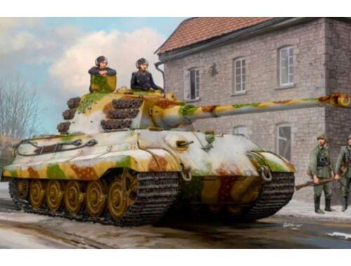 Hobby Boss Pz.Kpfw.VI Sd.Kfz.182 Tiger II (Henschel Feb-1945) 1:35 (84532)