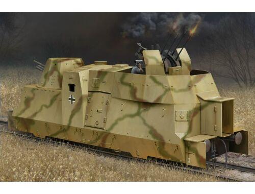 Hobby Boss Kanonen und Flakwagen 1:72 (82925)