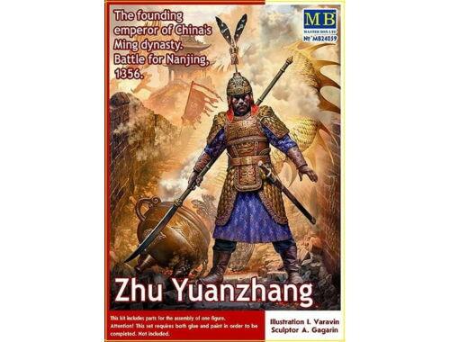 Master Box Zhu Yuanzhang China's Ming dynasty 1:24 (24059)