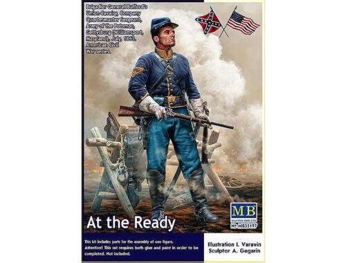 Master Box At the Ready - Civil War 1:35 (35197)