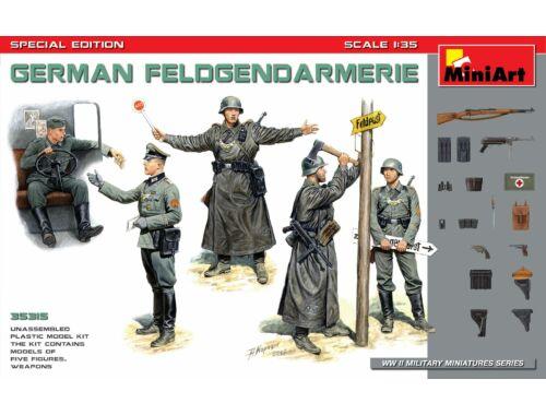 MiniArt German Feldgendarmerie Special Edition 1:35 (35315)
