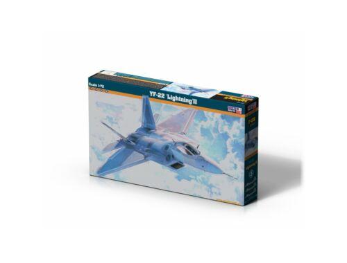 Mistercraft YF-22 Lightning II 1:72 (F-07)