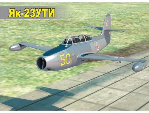 Modelsvit Yakovlev Yak-23 UTI Military trainer 1:48 (AAM4804)