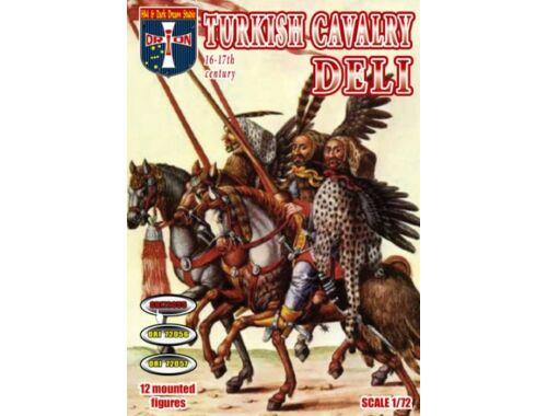 Orion Turkish Cavalry (Deli) 16-17 centuries 1:72 (72055)