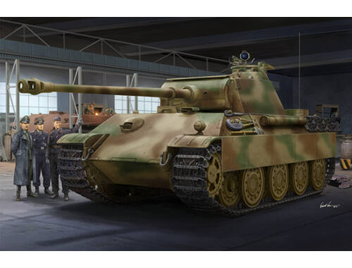 Trumpeter German Panther G Late Version 1:16 (929)