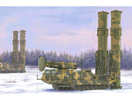 Trumpeter Russian S-300V 9A82 SAM 1:35 (09518)