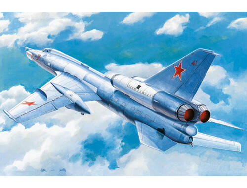 Trumpeter Soviet Tu-22K Blinder-B Bomber 1:72 (01695)