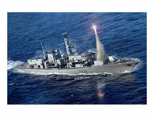 Trumpeter HMS TYPE 23 Frigate-Montrose (F236) 1:700 (6720)