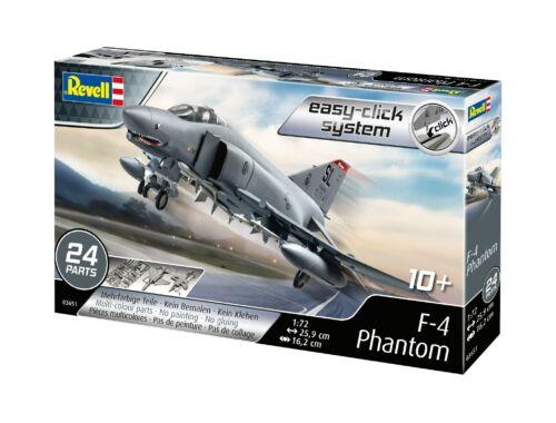 Revell F-4E Phantom easy-click system 1:72 (3651)