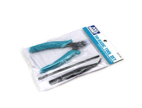 Mr.Hobby Mr. Basic Tool Set BTF-001