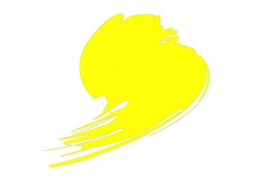 HATAKA Orange Line 17ml Luminous Yellow (RAL 1026) HTK-C105