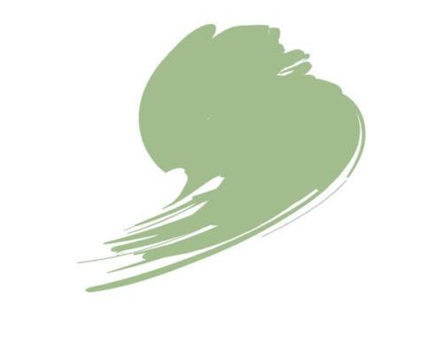 HATAKA Orange Line 17ml Seafoam Green (FS24533) HTK-C239