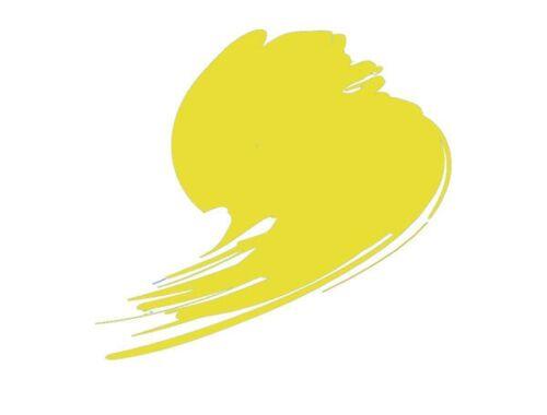 HATAKA Orange Line 17ml Sulphur Yellow (RAL 1016) HTK-C269