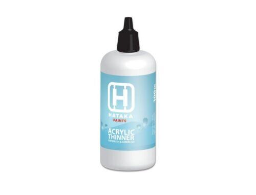 HATAKA ACRYLIC THINNER 100 ml for red   blue HTK-XP01