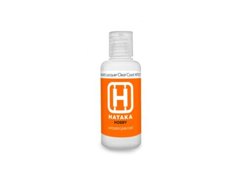 HATAKA Matt Lacquer Clear Coat 60 ml HTK-XP07-60ml