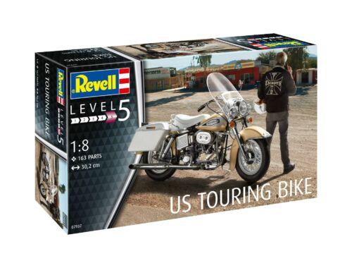 Revell US Touring Bike 1:8 (7937)