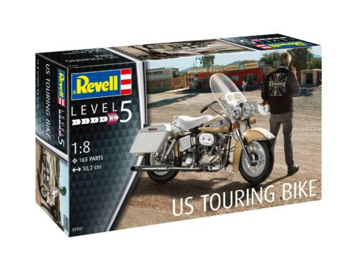Revell US Touring Bike 1:8 (7937)