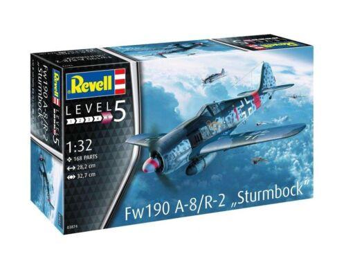 Revell Fw190 A-8/R-2 Sturmbock 1:32 (3874)