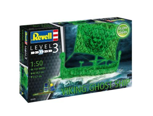 Revell Model Set Viking Ghost Ship 1:50 (5428)