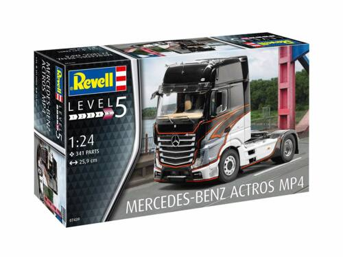 Revell Mercedes-Benz Actros MP4 1:24 (7439)