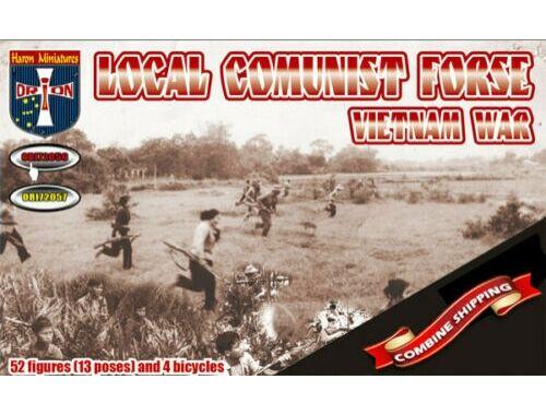 Orion Local Comunist Forse (Vietnam War) 1:72 (72056)