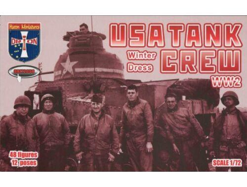 Orion USA Tank Crew (Winter Dress) WW2 1:72 (72050)