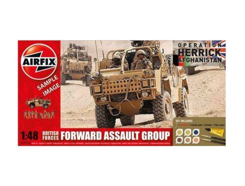 Airfix Forward Assault Group Gift Set 1:48 (A50124)