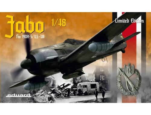 Eduard JaBo, Limited Edition 1:48 (11131)