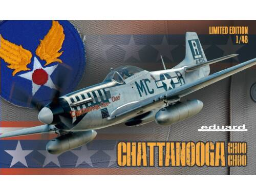 Eduard Chattanooga Choo Choo, Limited Edition 1:48 (11134)