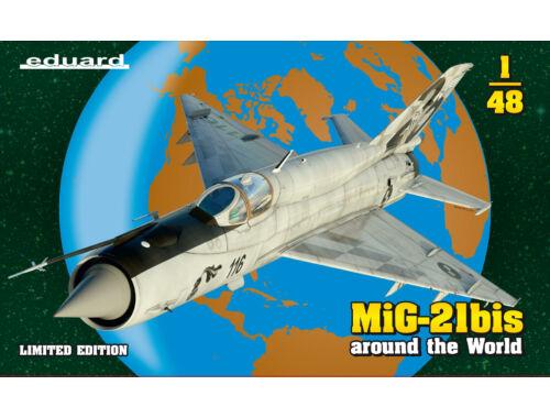 Eduard MiG-21bis, Limited Edition 1:48 (11135)