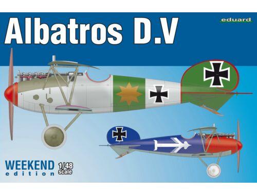 Eduard Albatros D.V, Weekend Edition 1:48 (8408)