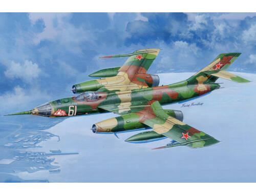 Hobby Boss Russian Yak-28PP Brewer-E 1:48 (81768)