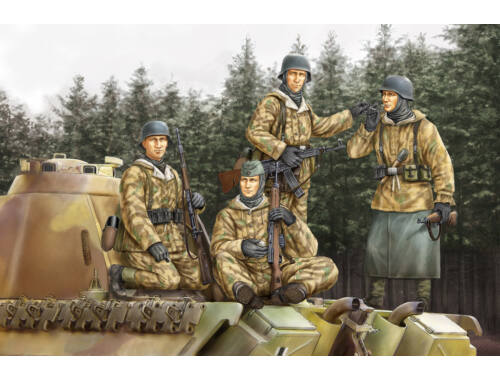 Hobby Boss German Panzer Grenadiers Vol.1 1:35 (84404)