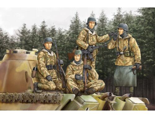 Hobby Boss German Panzer Grenadiers Vol.1 1:35 (84404)