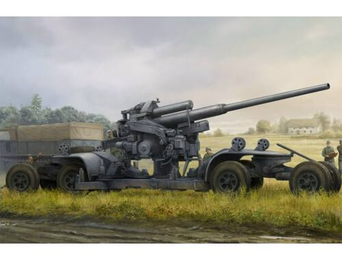 Hobby Boss German 12.8cm FLAK 40 1:35 (84545)