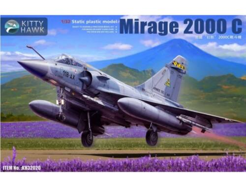 Kitty Hawk Mirage 2000 C 1:32 (32020)