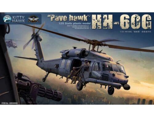 Kitty Hawk HH-60G Pave Hawk 1:35 (50006)