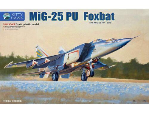 Kitty Hawk Mig-25PU 1:48 (80136)