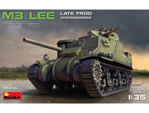 MiniArt M3 Lee Late Prod. 1:35 (35214)