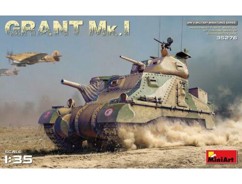 MiniArt Grant Mk.I 1:35 (35276)