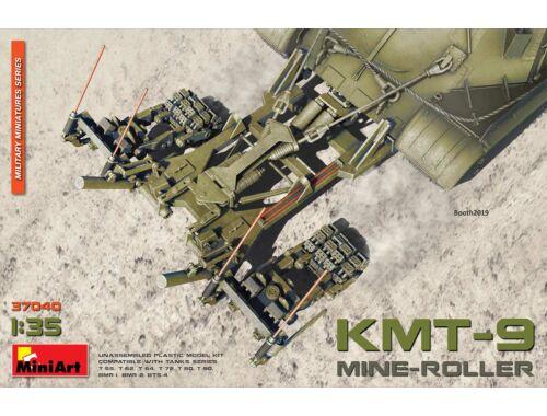 MiniArt Mine-Roller KMT-9 1:35 (37040)