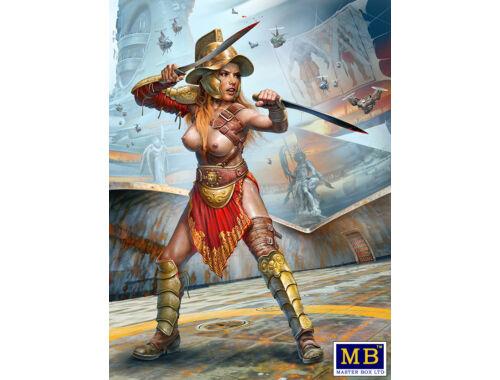 Master Box Dimachaerus (master of two blades) Champion 1:24 (24056)