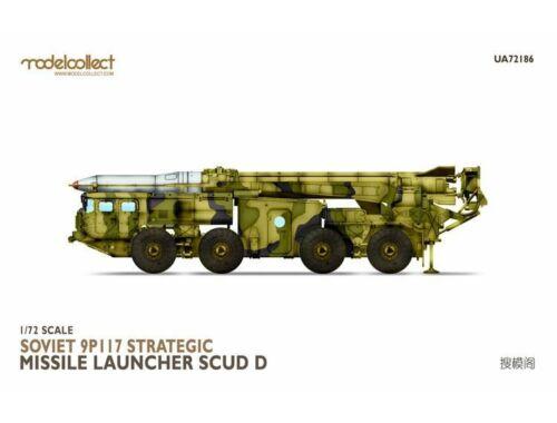 Modelcollect Soviet 9P117 SCUD C 1:72 (UA72186)