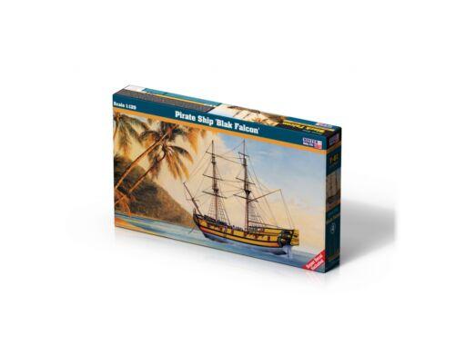 Mistercraft Pirate Ship Blac Falcon 1:120 (F-61)