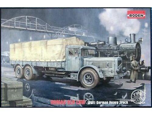 Roden Vomag 8 LR LKW WWII German Heavy Truck 1:72 (738)