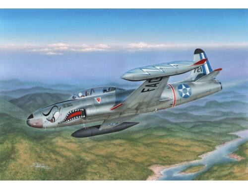 Special Hobby T-33 Japanese and South American T-Birds 1:32 (32066)