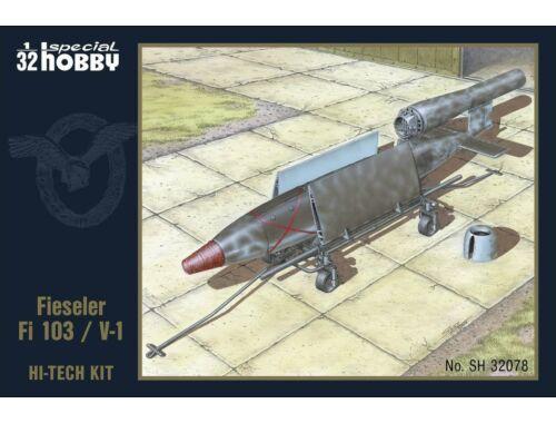 Special Hobby Fieseler Fi 103 / V-1 Hi-Tech 1:32 (32078)