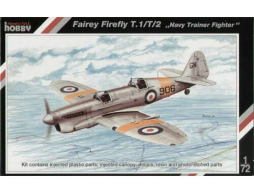 Special Hobby Fairy Firefly T.1/ T.2 1:72 (72050)
